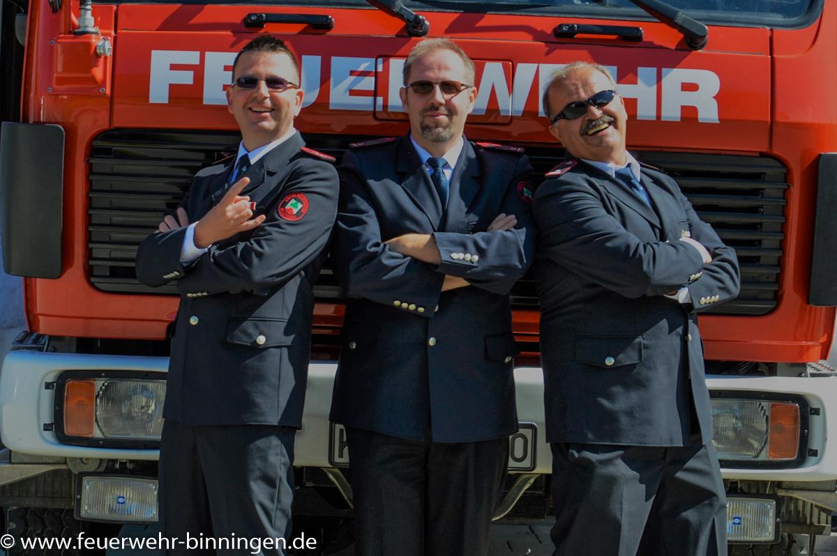 Elmar Maus, Ralf Schuhwerk, Franz Zimmermann